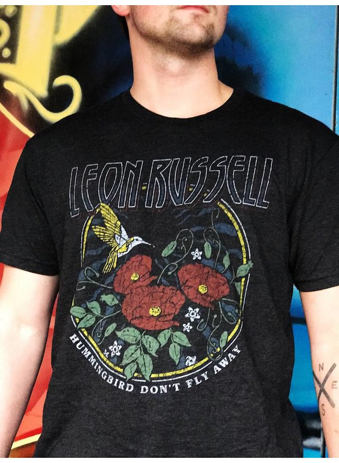 Leon Russell Hummingbird Tshirt