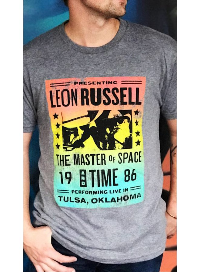 Leon Russell Flyer Tshirt