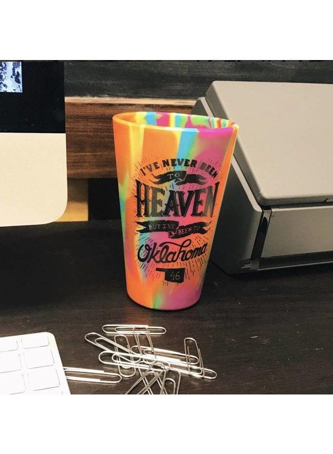 Heaven Hippy Hops Rainbow Sili Pint