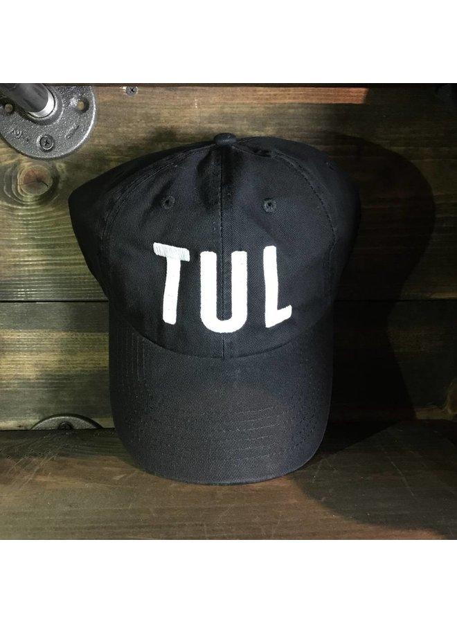 TUL Hat - Black