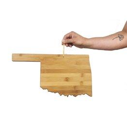 Totally Bamboo Oklahoma Cutting Board