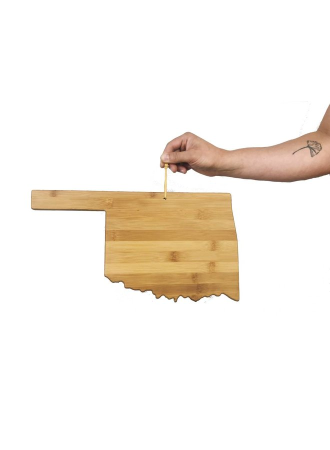 Oklahoma Cutting Board