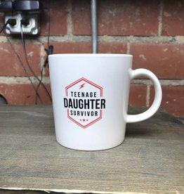 Ida Red Teenage Daughter Survivor Mug