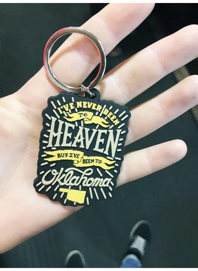 Heaven Keychain