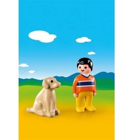 Playmobil 123 - Man with Dog