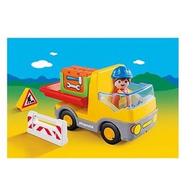 Playmobil 123 - Construction Truck