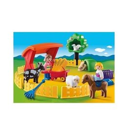 Playmobil 123 - Petting Zoo