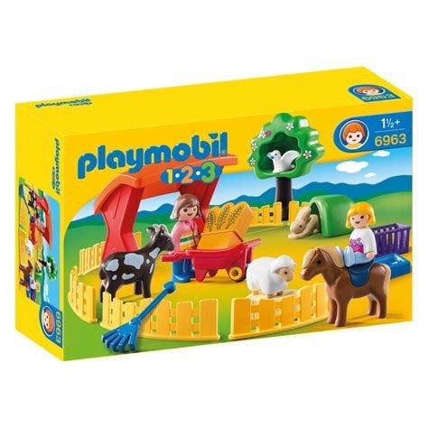 Playmobil 123 - Petting Zoo
