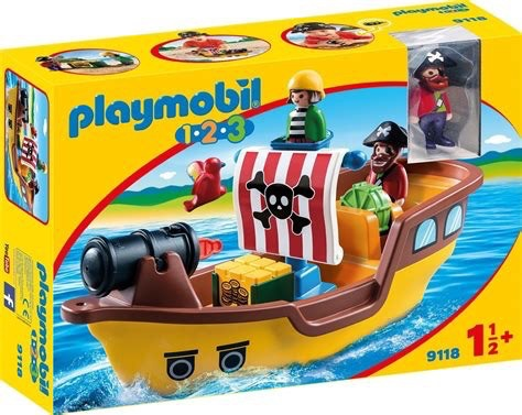 Playmobil 123 - Pirate Ship