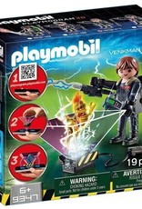 Playmobil Ghostbusters - Venkman with Ghost