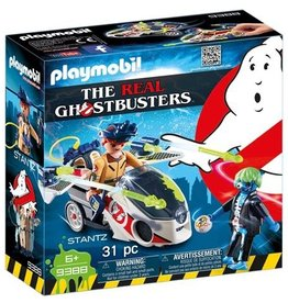 Playmobil Ghostbusters - Stantz with Skybike