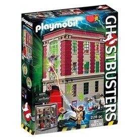 Playmobil Ghostbusters - Firehouse