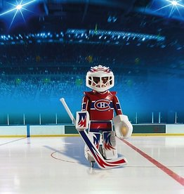 Playmobil - NHL Canadiens Goalie