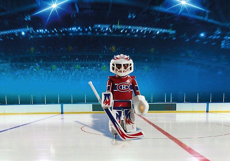 Playmobil - NHL Canadiens Goalie