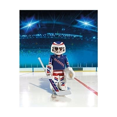 Playmobil - NHL Rangers Goalie