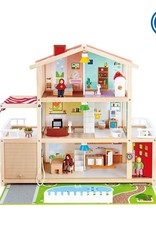 Doll Family Mansion - furnished