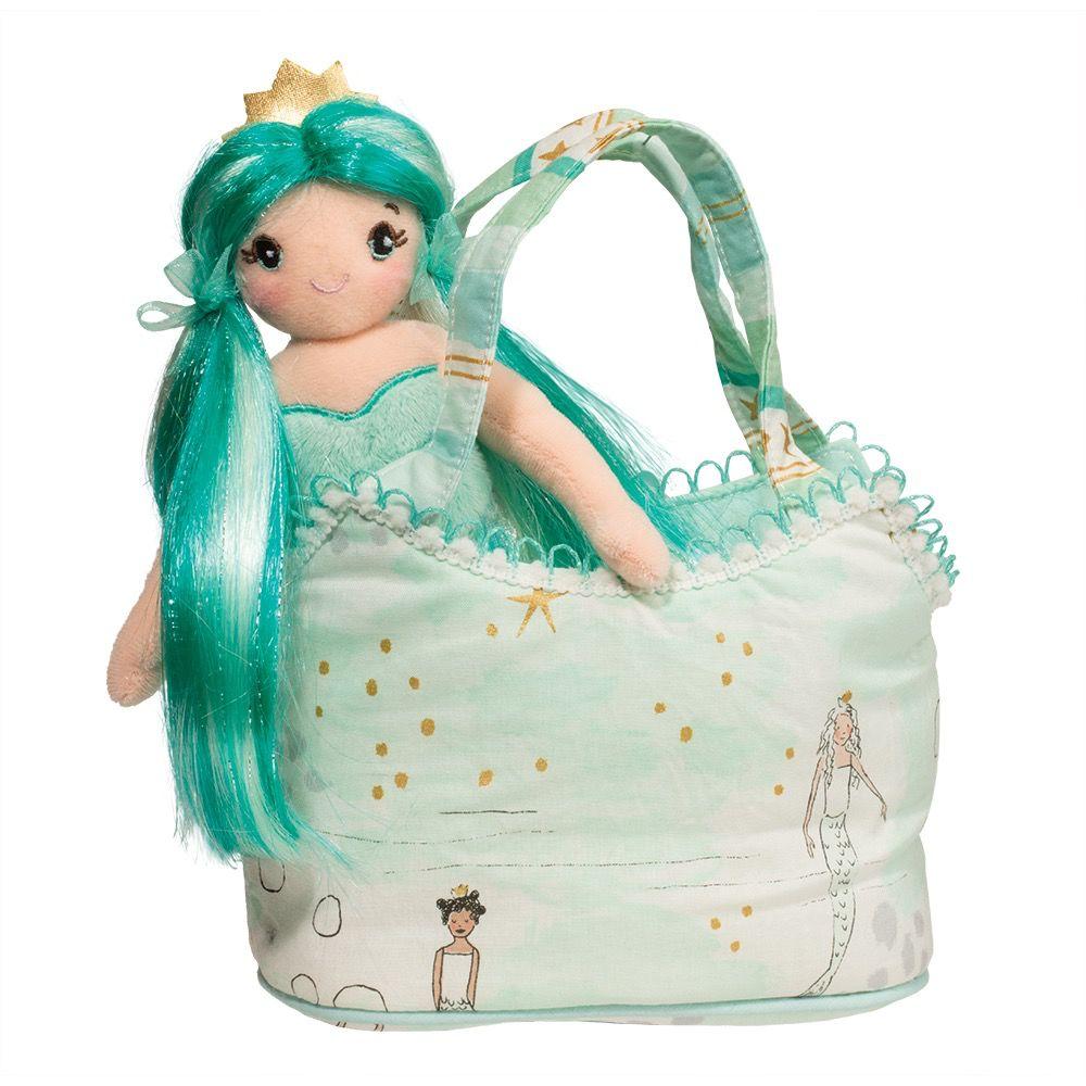 Princess Mermaid Sassy Sak Purse