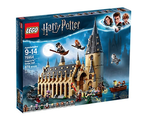 LEGO® Harry Potter Hogwarts™ Great Hall