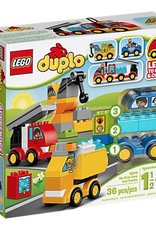 LEGO® DUPLO® My First Cars and Trucks