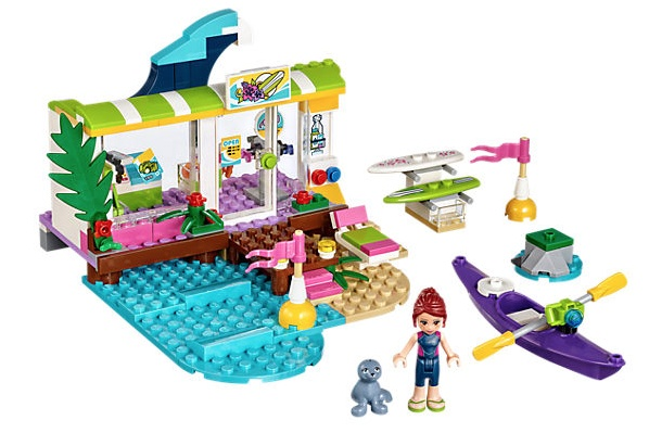 LEGO® Friends Heartlake Surf Shop