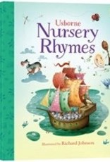 Usborne Book of Nursery Rhymes