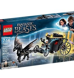 LEGO® Harry Potter™ Fantastic Beasts™ Grindelwald's Escape