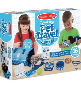 Pet Travel Play Set