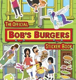 The Official Bob's Burgers Sticker Book
