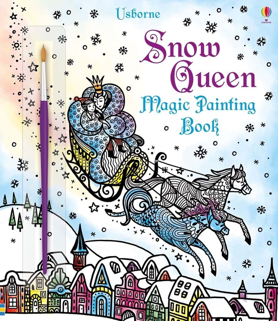 Magic Painting: The Snow Queen