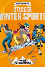Usborne Sticker Winter Sports