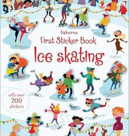 First Sticker Books: Ice Skating