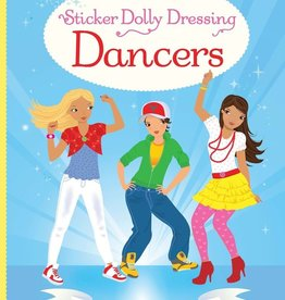 Sticker Dolly Dressing: Dancers