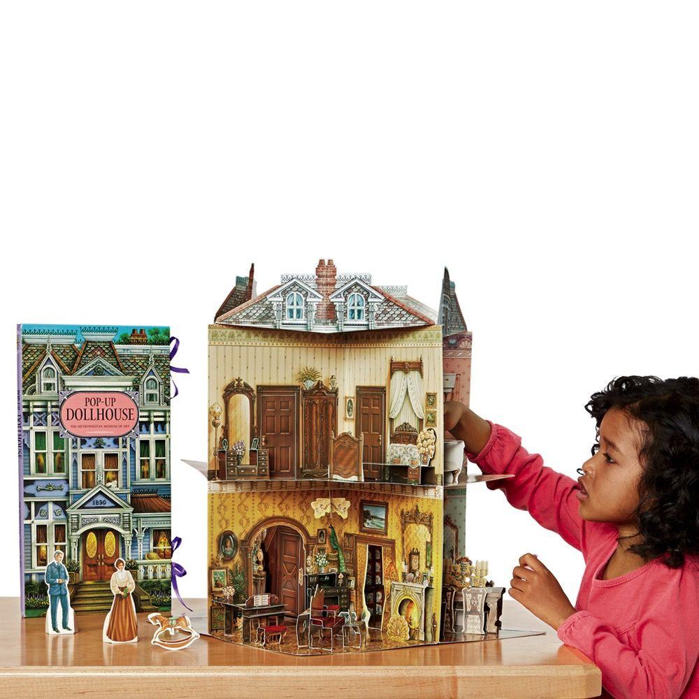 Pop-up Dollhouse