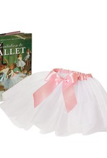Invitation to Ballet Book and Tutu
