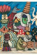 Fantasy Orchestra 500pc Puzzle by Djeco