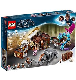 LEGO® Harry Potter™ Fantastic Beasts™ Newt's Case of Magical Creatures