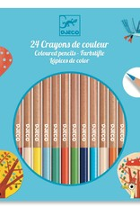 Coloured Pencils Set 24pc