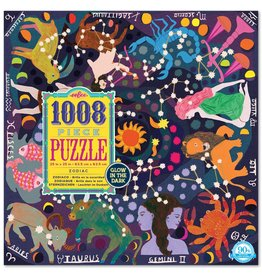 Zodiac 1008pc Puzzle by eeBoo