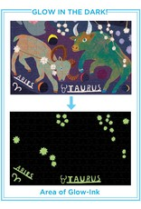 Zodiac 1008pc Puzzle by eeBoo