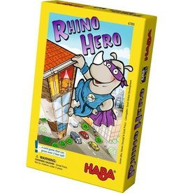 Rhino Hero Game