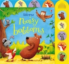 Noisy Bottoms Board Book