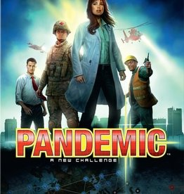 Pandemic Cooperative Game
