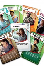 Pandemic Cooperative Game - Can You Save Humanity?