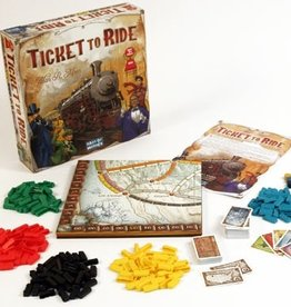 Ticket to Ride North America