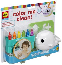 ALEX Color Me Clean Whale