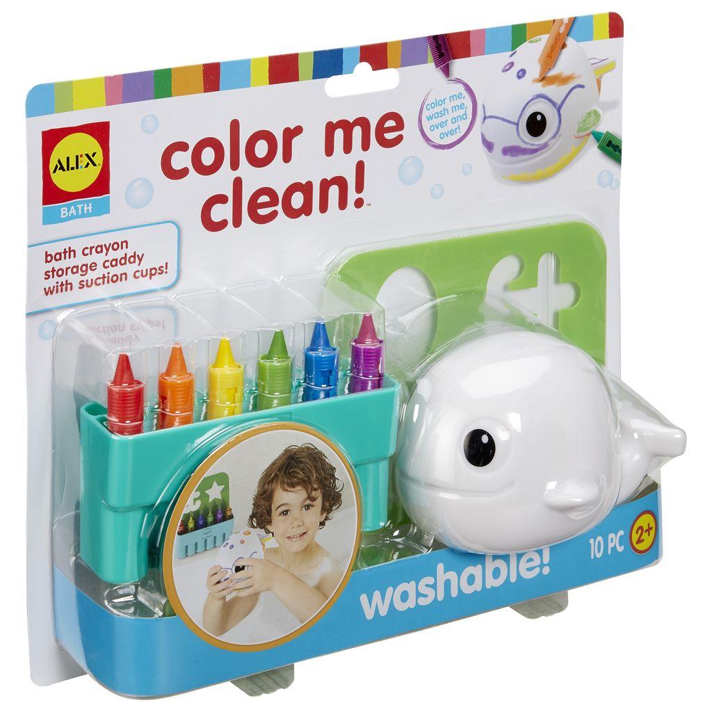 ALEX Color Me Clean Whale