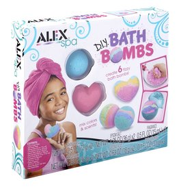 ALEX Spa Fizzy DIY Bath Bombs