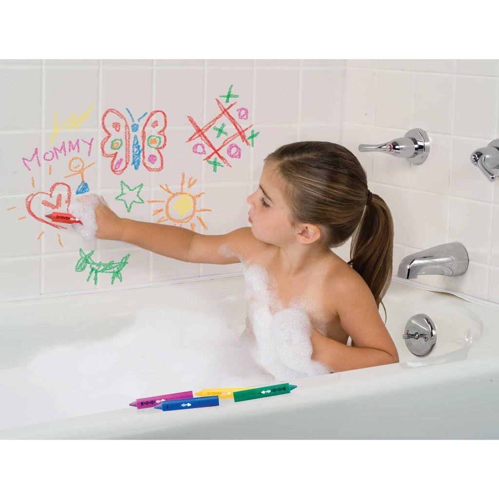 Draw in the Tub Bath Crayon Set