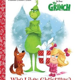Who Likes Christmas? (Illumination's The Grinch)