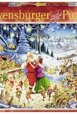 Countdown to Christmas 1000pc Puzzle